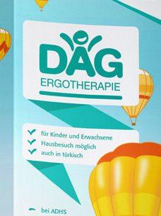 Praxisaustattung Ergotherapie